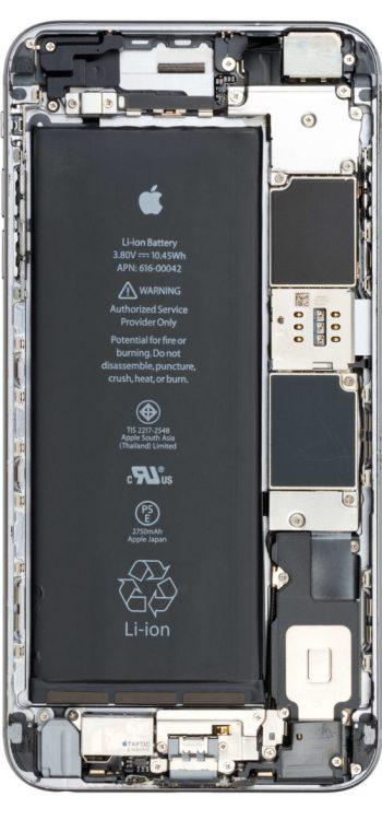 iPhone Li-ion battery